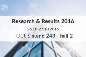 FOCUS Marketing Research & Results 2016